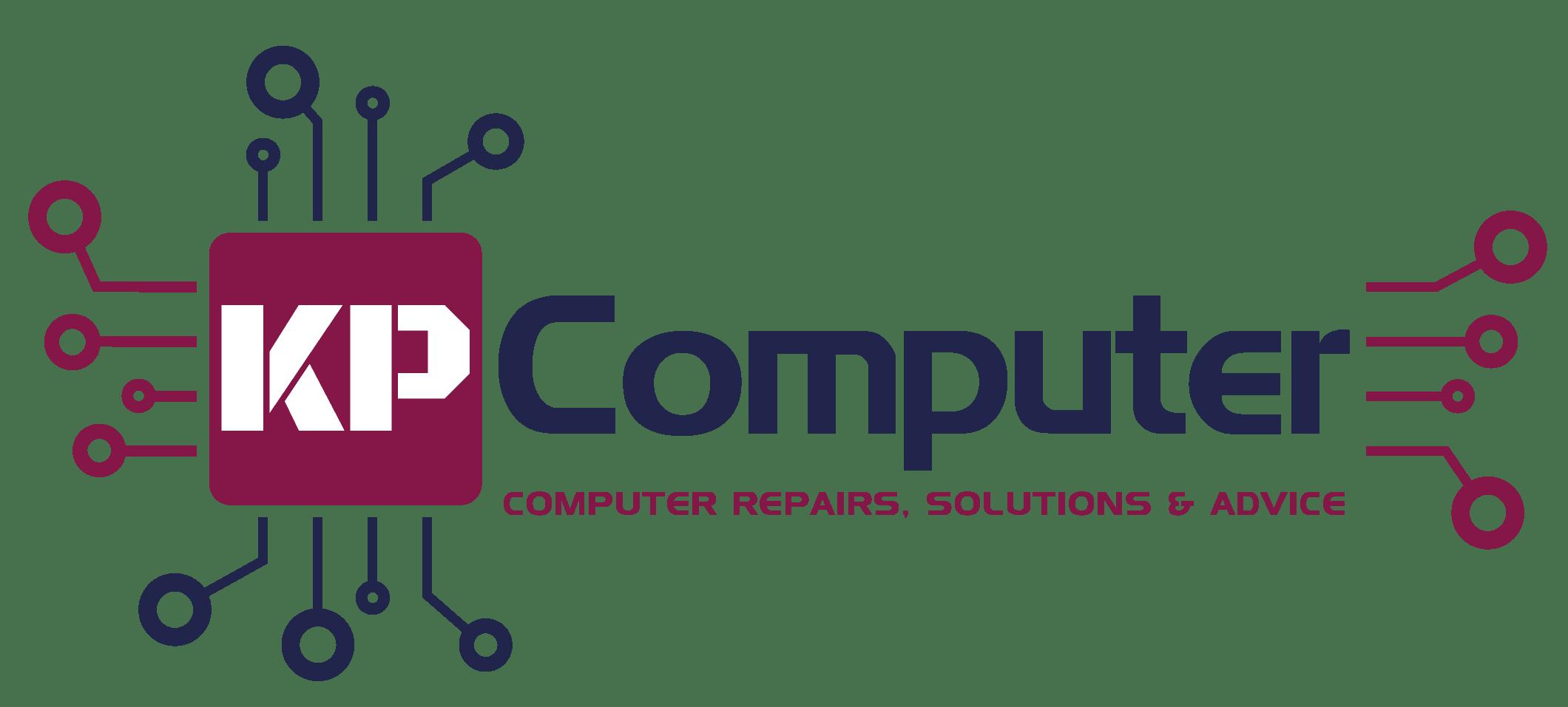 Computer Repair Logo